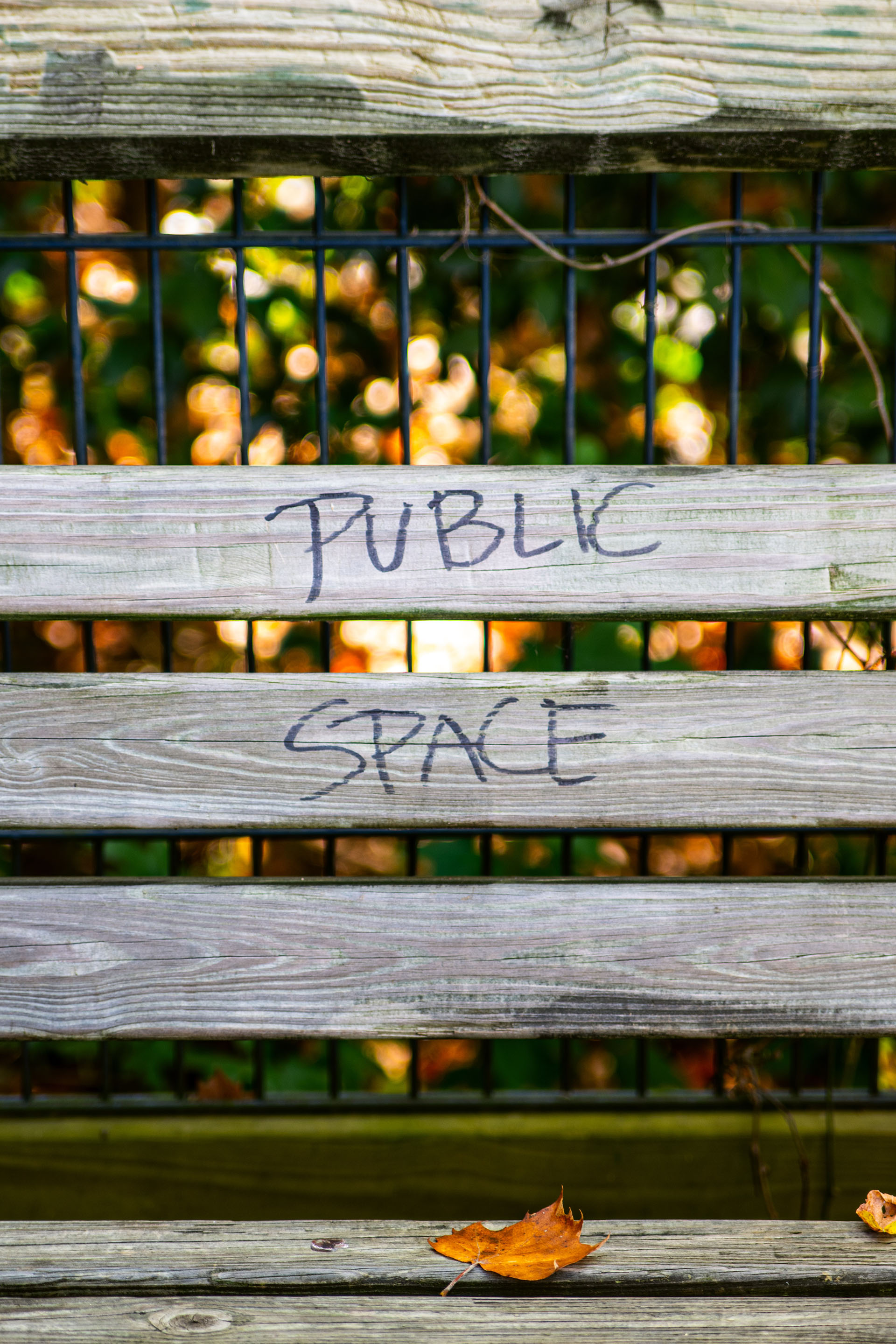 A public space | Great Wide Public Realm | STIRworld