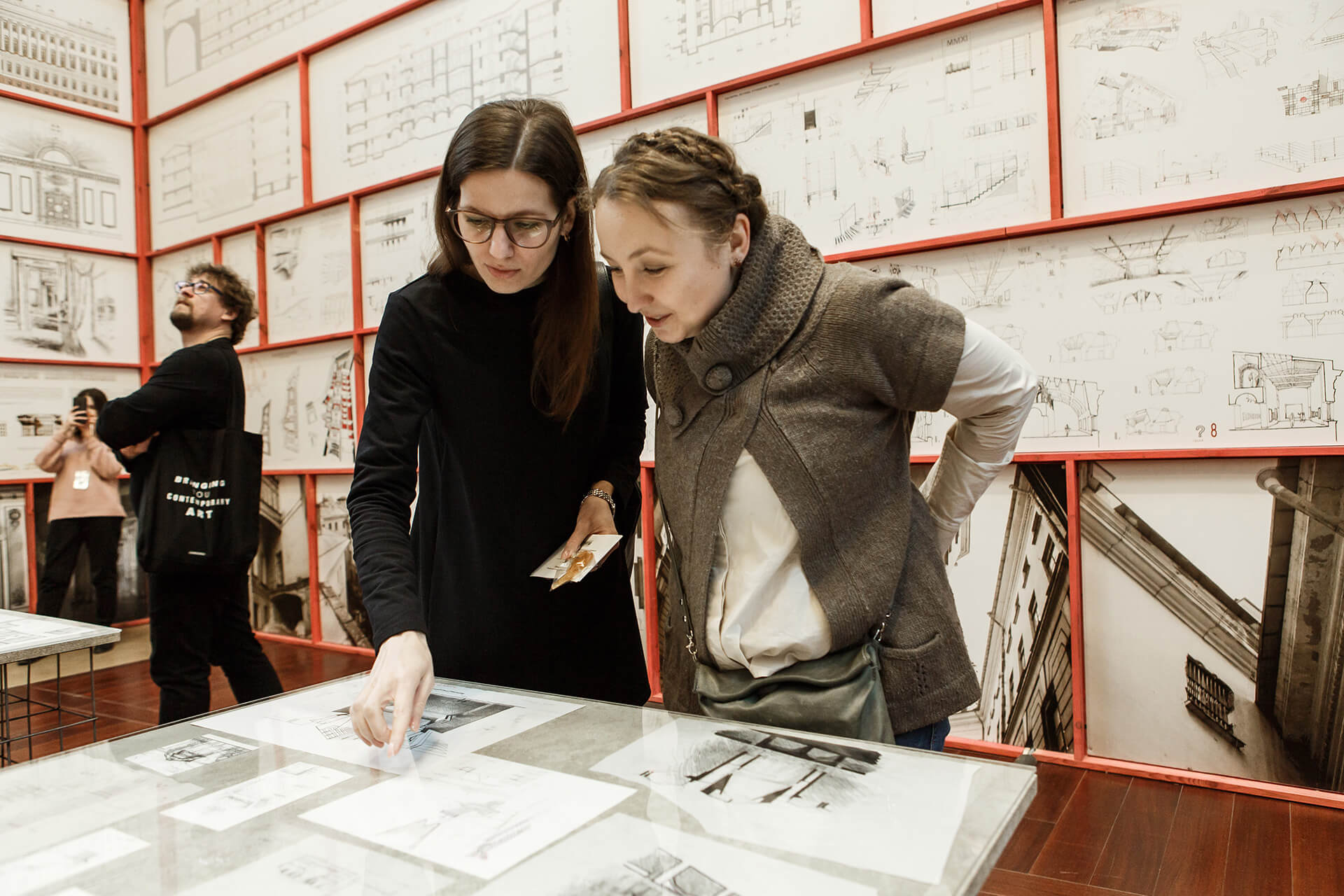The Enfilade exhibition immerses us into architect Nikita Yaveyn's process of 'reassembling' | Nikita Yaveyn | STIRworld