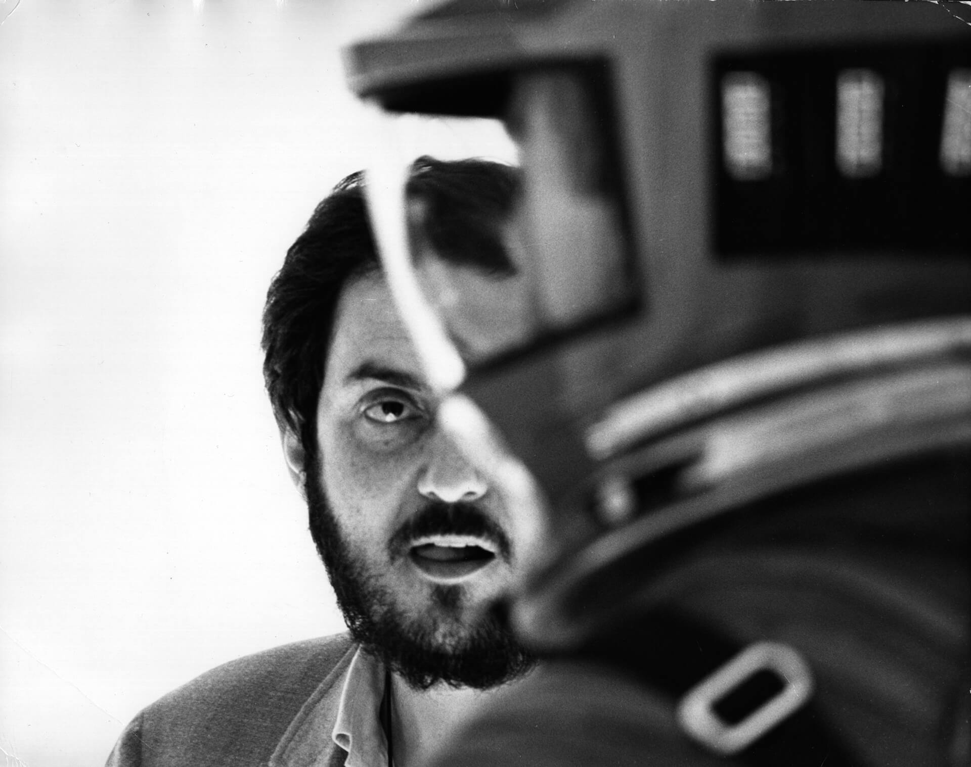 Stanley Kubrick on the sets of 2001: A Space Odyssey (1968) | Space Odyssey exhibition | Stanley Kubrick | STIRworld